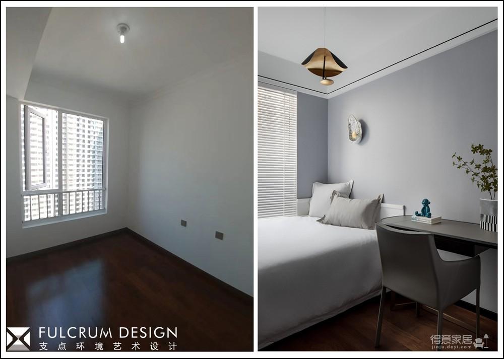 1+1>2 精装房+软装设计改造,最大限度地发挥空间的潜力图_17