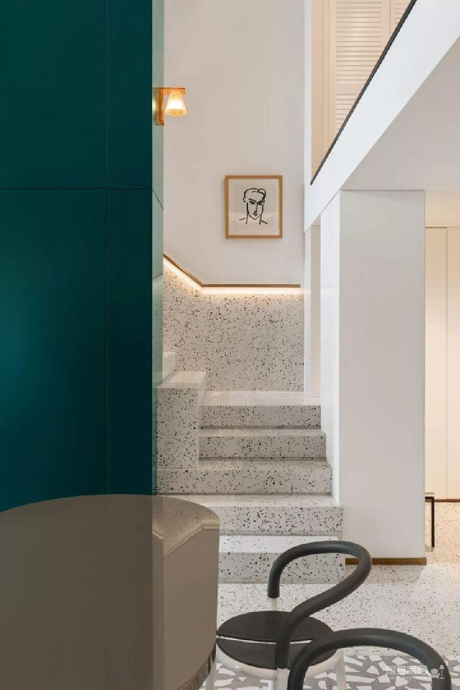 300m² 复式豪宅,给自己一个可以安放灵魂的家!图_14