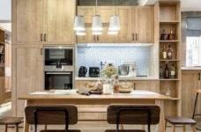 110平日式原木风,想住这样的家。图_5