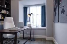 148㎡现代简约,90后女神的精装房,改成简洁舒适的家!图_21