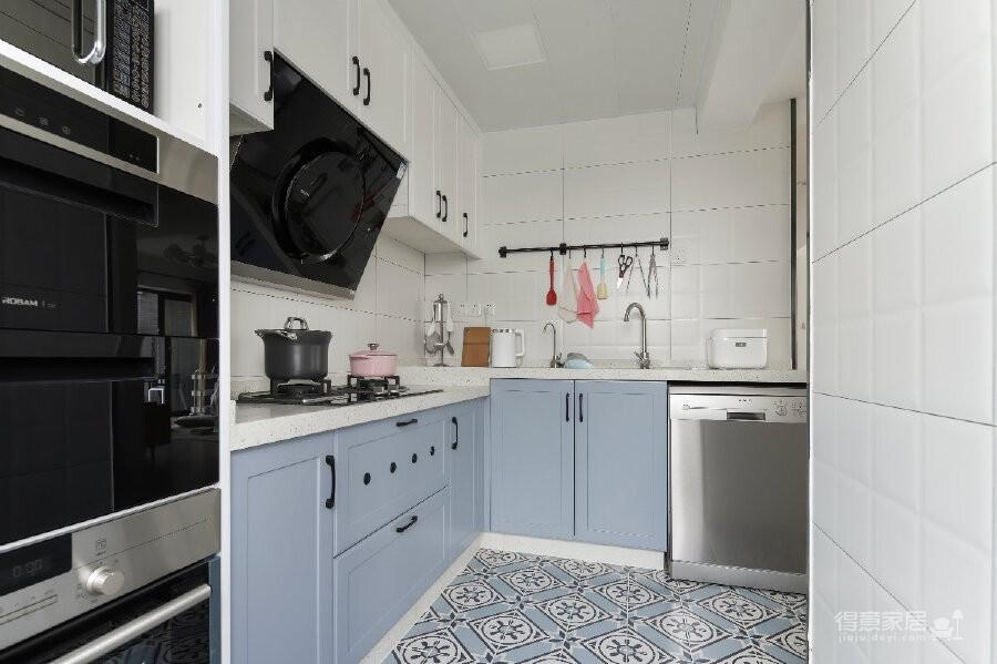 灰粉+灰蓝打造至ins温暖舒适家!