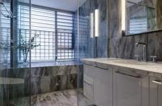148㎡现代简约,90后女神的精装房,改成简洁舒适的家!图_19