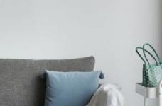 灰粉+灰蓝打造至ins温暖舒适家!图_9
