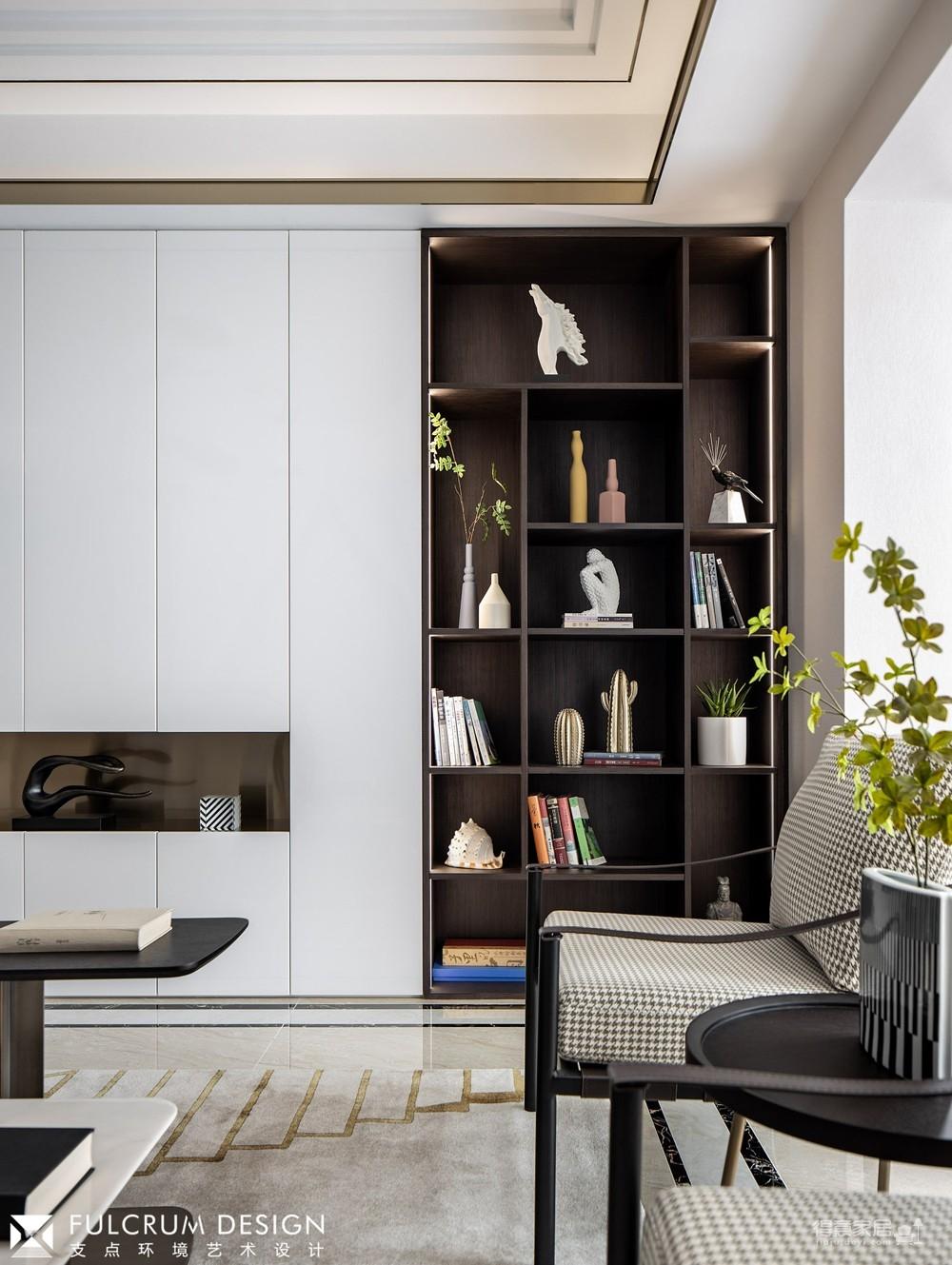 1+1>2 精装房+软装设计改造,最大限度地发挥空间的潜力图_7
