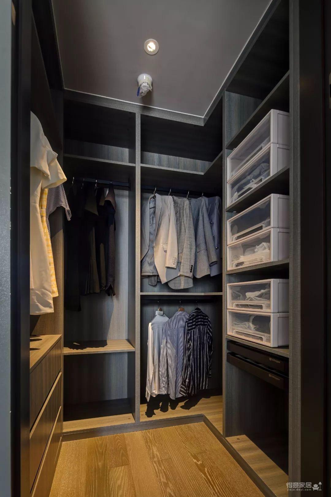 148㎡现代简约,90后女神的精装房,改成简洁舒适的家!图_25