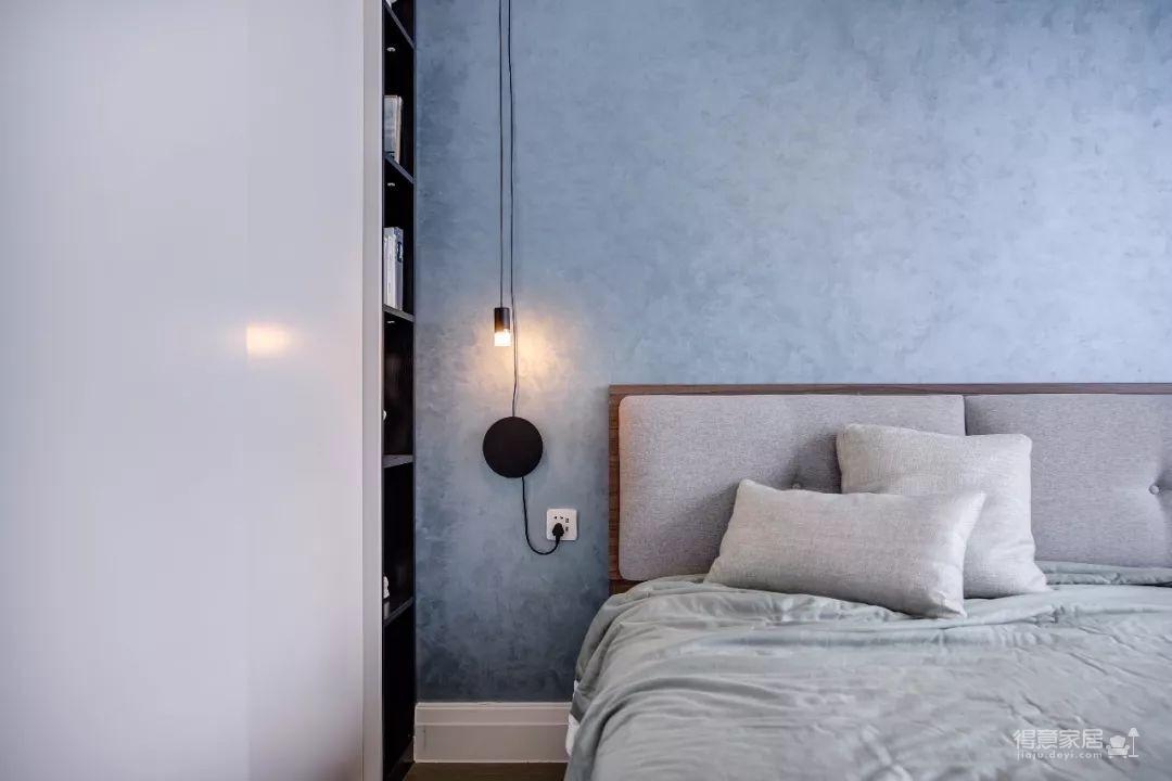 148㎡现代简约,90后女神的精装房,改成简洁舒适的家!图_13