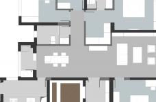 1+1>2 精装房+软装设计改造,最大限度地发挥空间的潜力图_20