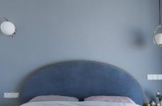 灰粉+灰蓝打造至ins温暖舒适家!图_20