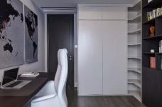 148㎡现代简约,90后女神的精装房,改成简洁舒适的家!图_22