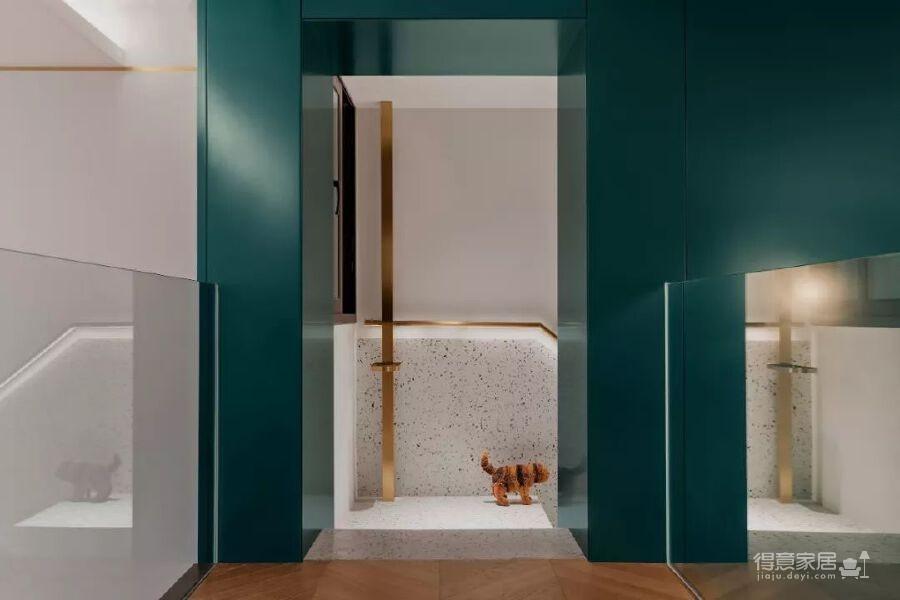 300m² 复式豪宅,给自己一个可以安放灵魂的家!图_22