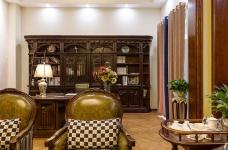 高尔夫国际别墅古典美式图_30