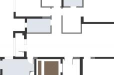 1+1>2 精装房+软装设计改造,最大限度地发挥空间的潜力图_19