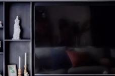 148㎡现代简约,90后女神的精装房,改成简洁舒适的家!图_7