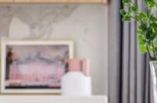 148㎡现代简约,90后女神的精装房,改成简洁舒适的家!图_16