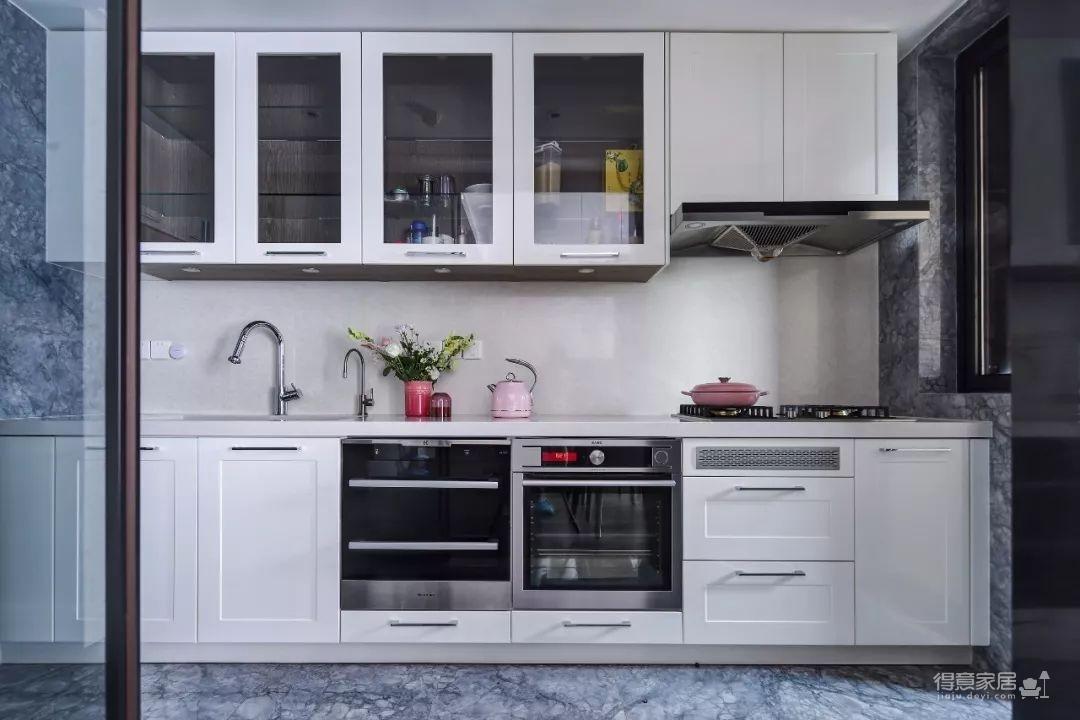 148㎡现代简约,90后女神的精装房,改成简洁舒适的家!图_18