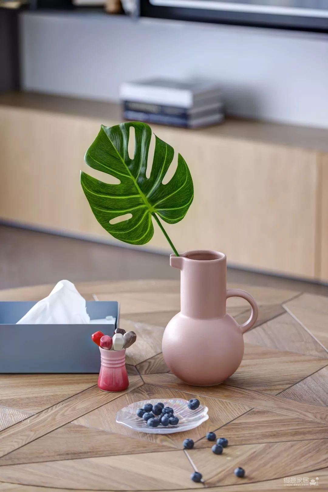 148㎡现代简约,90后女神的精装房,改成简洁舒适的家!图_5