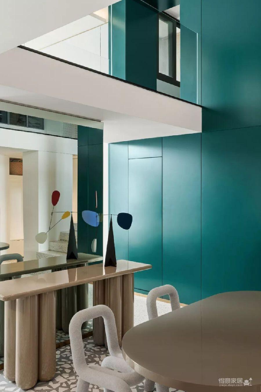 300m² 复式豪宅,给自己一个可以安放灵魂的家!图_8
