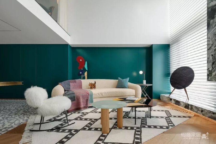 300m² 复式豪宅,给自己一个可以安放灵魂的家!图_16
