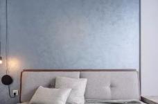 148㎡现代简约,90后女神的精装房,改成简洁舒适的家!图_12