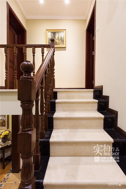 高尔夫国际别墅古典美式图_23