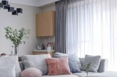 148㎡现代简约,90后女神的精装房,改成简洁舒适的家!图_8