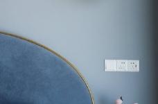 灰粉+灰蓝打造至ins温暖舒适家!图_19