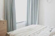 70平小户型装修,舒适与安心的北欧混搭风家居图_4