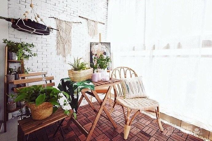 一种花园般气质的美式风装修,唯美,慵懒才是最好的休憩之所。 