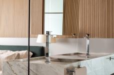 130㎡ 公寓翻新,将复古风格与现代家居创新结合图_8