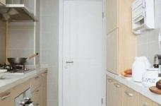 70平小户型装修,舒适与安心的北欧混搭风家居图_8
