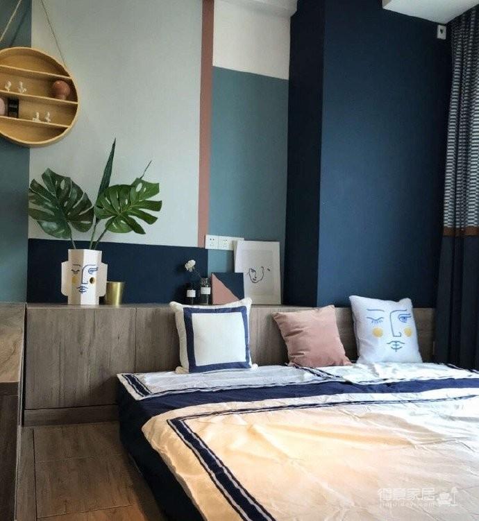 35平单身小公寓,超强收纳空间装修,美观也有了
