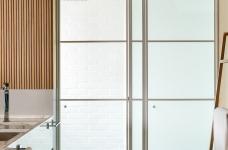 130㎡ 公寓翻新,将复古风格与现代家居创新结合图_12