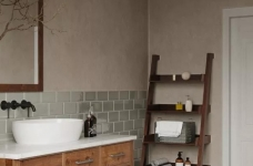 一室一厅的简约设计小宅,合理利用空间,小家瞬间大两倍!图_13