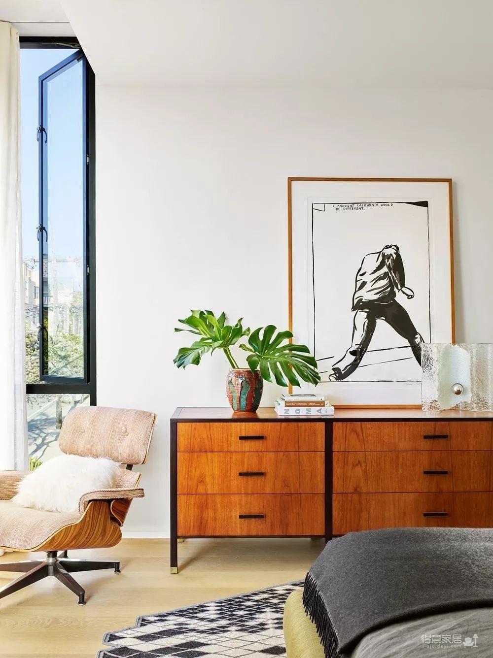 老式家具这么搭,空间的艺术感丰富了!图_14