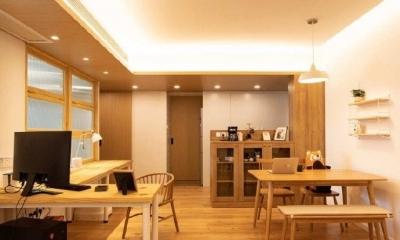 77平温暖日式小家,无尽的舒适惬意
