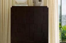 老式家具这么搭,空间的艺术感丰富了!图_15