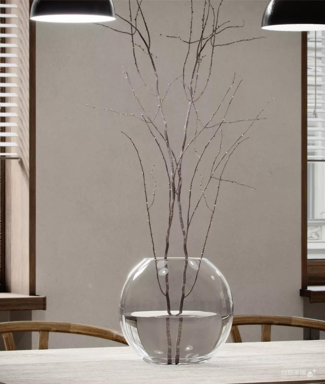一室一厅的简约设计小宅,合理利用空间,小家瞬间大两倍!图_10