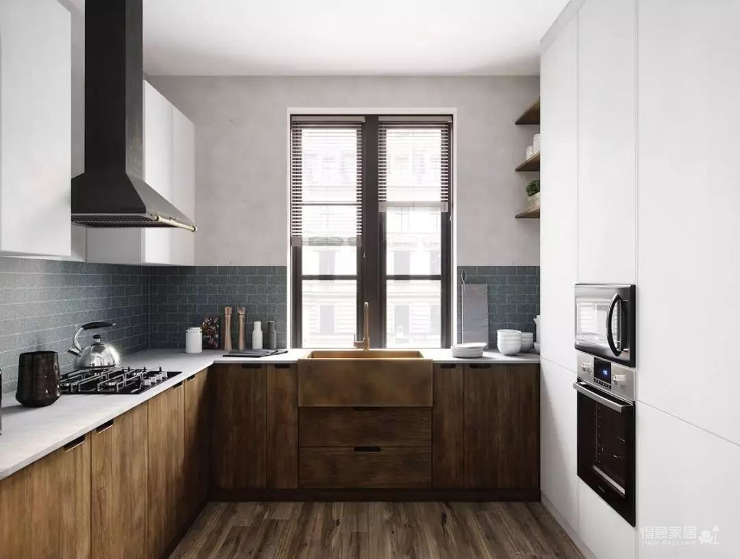 一室一厅的简约设计小宅,合理利用空间,小家瞬间大两倍!图_11