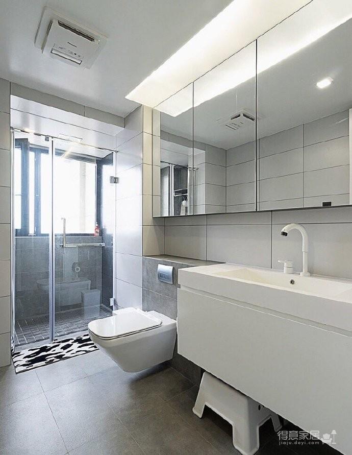 140平现代简约风,自己住的家无需追求风格的纯粹,只要住着舒适,喜欢就好