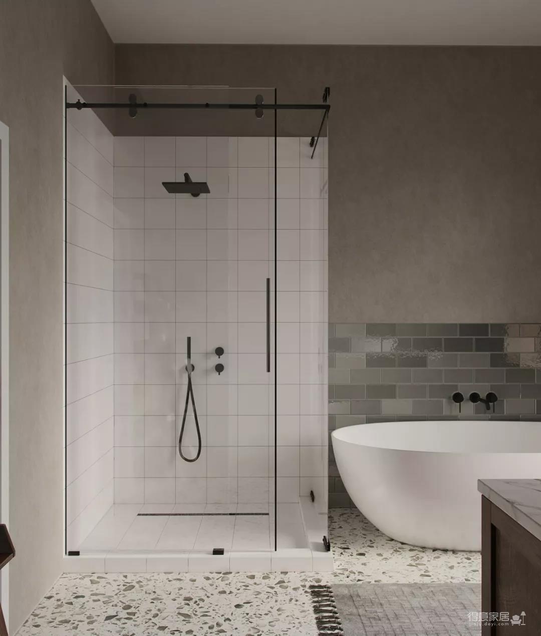 一室一厅的简约设计小宅,合理利用空间,小家瞬间大两倍!图_14