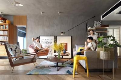 这位南京设计师的家中,夹杂着关于喜怒哀乐的生活美学