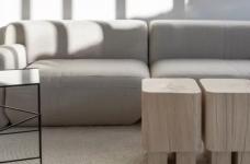 两个集装箱拼成一室一厅,60㎡的空间附赠90㎡大庭院图_10