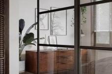 一室一厅的简约设计小宅,合理利用空间,小家瞬间大两倍!图_3