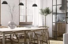 一室一厅的简约设计小宅,合理利用空间,小家瞬间大两倍!图_8