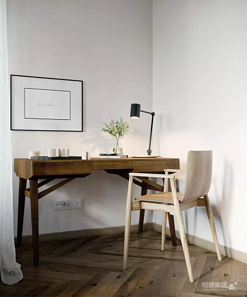 一室一厅的简约设计小宅,合理利用空间,小家瞬间大两倍!图_7