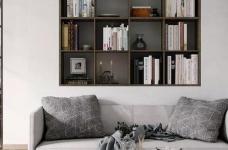 一室一厅的简约设计小宅,合理利用空间,小家瞬间大两倍!图_1