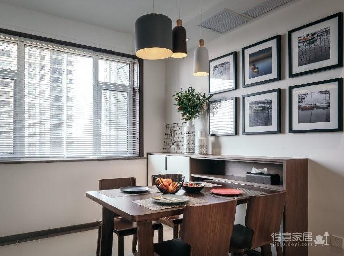 简约现代风三居室,要得就是那份精致浪漫的自然质感