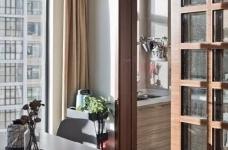 两居室北欧风,喜欢墙面配色,十分清新脱俗。图_6