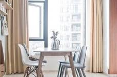 两居室北欧风,喜欢墙面配色,十分清新脱俗。图_7
