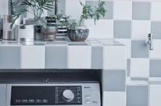 两居室北欧风,喜欢墙面配色,十分清新脱俗。图_8